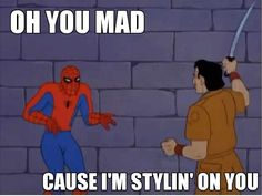 60s Spiderman is my all-time favorite meme.