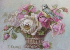Birdie in a Basket