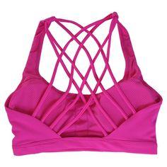 01877d09a409c High Impact Sports Bra. Pink Sports BraWomen s Sports BrasGym BraActive Wear Yoga ...