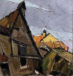 Maisons à Sélestat<br>1930 - 1934 - Alsace - Frédéric FIEBIG