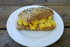 matfrabunnenfb.blogg.no – Niste-brød/ sandwichbrød Ciabatta, I Love Food, Baguette, Sandwiches, Protein, Gluten, Chicken, Baking, Eat