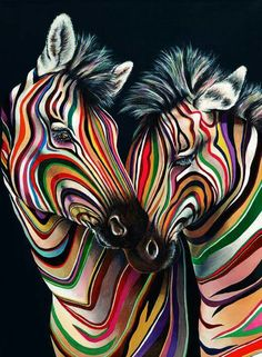 Zebra Paint by Number, with/without Frame, Home Decor, DiY Painting Kit, D Zebra Painting, Zebra Art, 5d Diamond Painting, Diy Painting, Cross Paintings, Animal Paintings, Animal Drawings, Painted Horses, Zebras