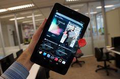 Na mão: Nexus 7, o tablet de 199 dólares do Google