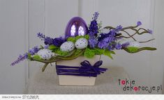 Easter Projects, Spring Time, Decoupage, Upcycle, Diy And Crafts, Floral Wreath, Invitations, Wreaths, Inspiration
