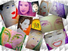Portraits, Animation, Illustration, Joker, Fictional Characters, Art, Art Background, Head Shots, Kunst