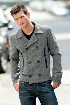 Jahzz ☯ |  ..JW - love this look, trendy #jacket, #jean