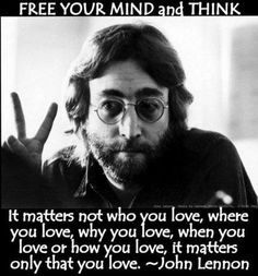 Agreed.  It matters to you and to the one you love and, as we all know, love multiplies, it doesn't add.