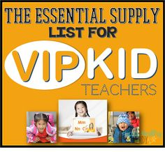 VIPKID: The Essential Supply List for Success - According to Me - Happy.Healthy.Nerdy.Life