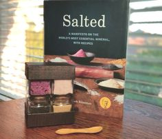 ELEMEANTS ULTIMATE Gourmet Sea Salt Set! Essential set for FOODIE gift!
