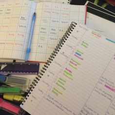 The Organised Student  Tumblr Blog Timetable Layouts To Download