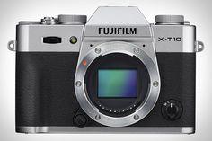 Fujifilm X-T10 Camera | Uncrate