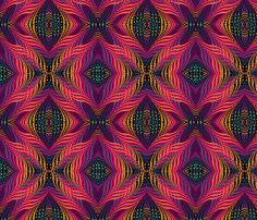 marzlene_beauty_2999 fabric by marzlene'z_eye_candy on Spoonflower - custom fabric
