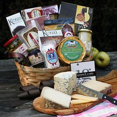 French Premier Gift Basket