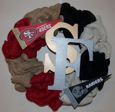 49ers and Raiders--A House Divided