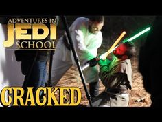 Adventures in Jedi School- 'Outtakes'.