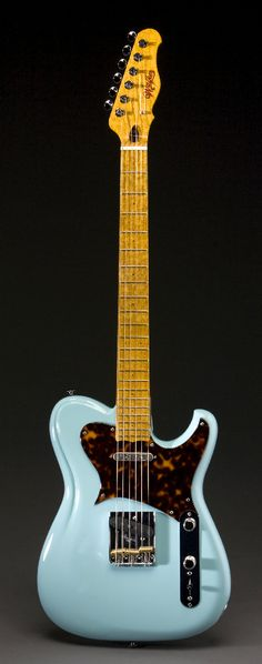 Jimson | Scott Walker Guitars - Blue Jimson