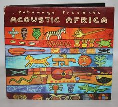 Acoustic Africa - Putumayo Presents CD 2006
