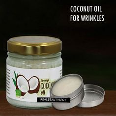COCONUT OIL TREATMENT FOR WRINKLES