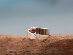 Kreativ Design Leena Andersson. Sterlingsilver and copper. www.leena.eu