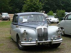 Vintage Car - Daimler Majestic Major