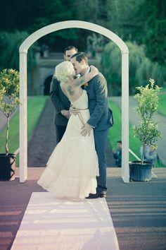 San Francisco Conservatory Wedding: Kelsey & Sean