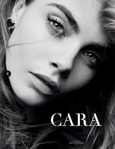 cool Love Magazine #10 F/W 2013.14 | Georgia May Jagger, Cara Delevingne e mais por Sølve Sundsbø  [Editorial]