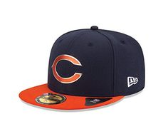 Chicago Bears New Era 59Fifty Hat