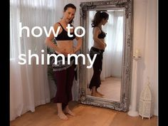 Bellydance tutorial: how to shimmy