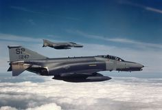 F-4 Phantom - Wild Weasels from Korat, Thailand, Vietnam War - Lived there during the war. It was crazy!