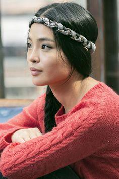Headband winter collection 2014 #headband #fashionaccessories #shanghai