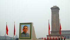 天安門廣場前紀念國父與民國百年 - Sun Yat-sen tribute in Tiananmen Square, 2010