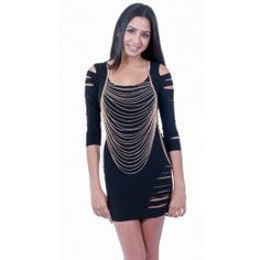 Long Body Chain/Necklace