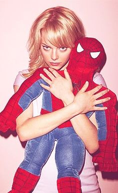The Amazing Spiderman - Click image to find more Geek Pinterest pins