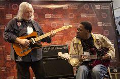Seymour Duncan Jamming with Eric Johnson