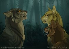 Tigerclaw's Fury. Ch. VIII by Spirit-Of-Alaska.deviantart.com on @DeviantArt