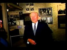 Tour of Ford Presidential Museum by President Gerald Ford 1998