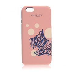 This Cherry Blossom Dog iPhone Case Two Piece is perfect for my new iPhone