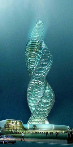 National Geographic: Serpiente Tower, Kuwait.