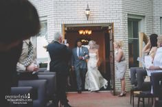 Wedding Ceremony at Bacchus in Milwaukee   Real Wedding: McKenzie and Jason   Premier Bride Wisconsin