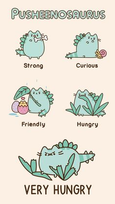 favd_pusheen-April 07 2018 at Gato Pusheen, Pusheen Love, Pusheen Stuff, Funny Animal Pictures, Funny Animals, Cute Animals, Kawaii Cat, Cute Animal Drawings, Cat Drawing