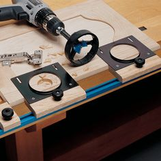 Exposed hinges to hidden hinges for different cabinet styles
