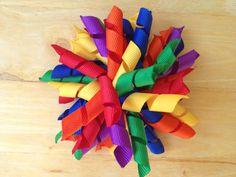 Rainbow korker bow