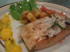 How often do you cook fish for dinner?