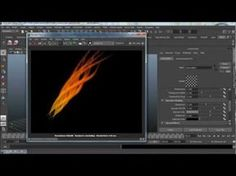 particle dynamics in maya tutorial part 2 - YouTube