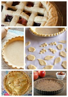 Great Gluten-Free Pie Crust Recipes! 40 of Them!
