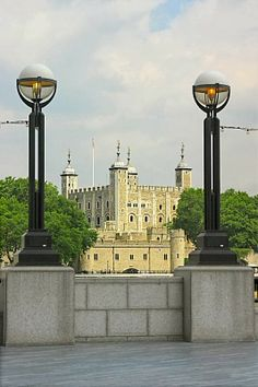 The Tower of London is a 900-year-old castle and fortress in central London that is notable for housing the crown jewels and for holding many famous and infamous prisoners. http://www.livescience.com/