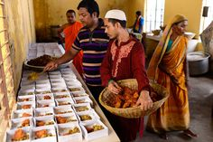 Monastery has been serving iftar meals to underprivileged Muslims during Ramadan for the past six years.