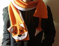 Fox Eşarp