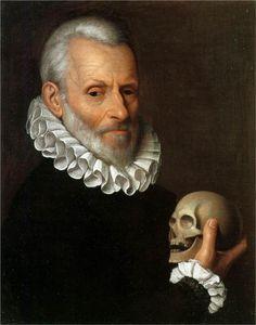 Portrait of a Physician, 1605 - Fede Galizia (Mannerism / Late Renaissance)