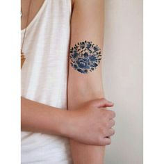I like how contained this is, something like this on the outside of my forearm would be sweet